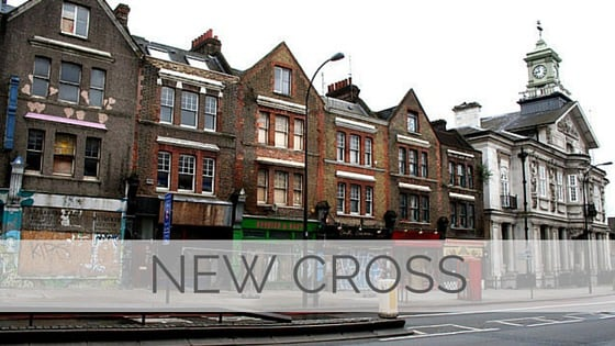 Learn To Say New Cross?