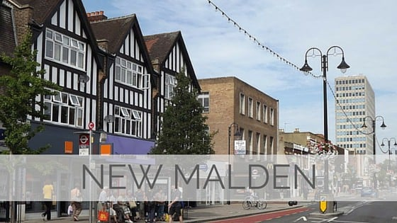 Learn To Say New Malden?