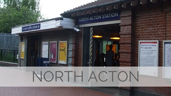 Learn To Say North Acton?