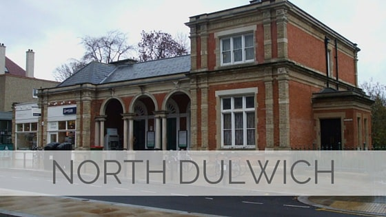 Learn To Say North Dulwich?