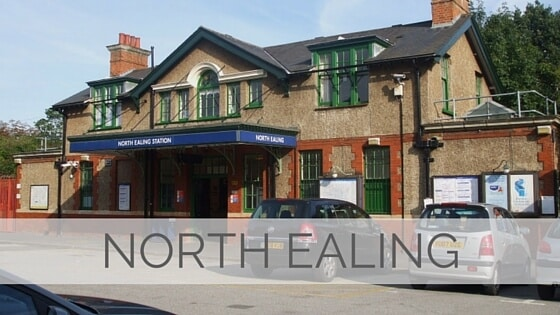 Learn To Say North Ealing?