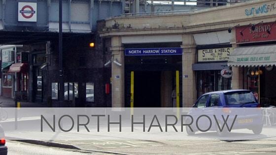 Learn To Say North Harrow?