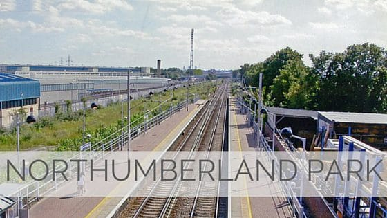 Learn To Say Northumberland Park?