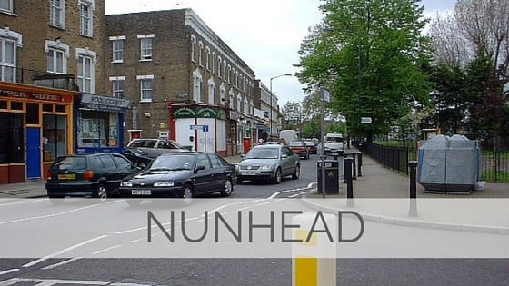 Learn To Say Nunhead?
