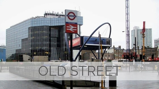 Learn To Say Old Street?