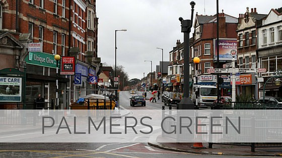 Learn To Say Palmers Green?