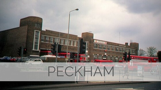 Learn To Say Peckham?