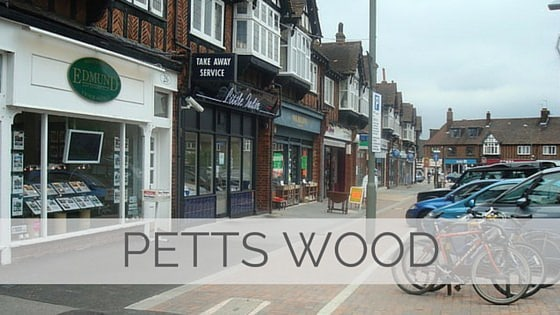 Learn To Say Petts Wood?