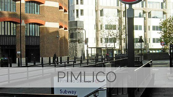 Learn To Say Pimlico?
