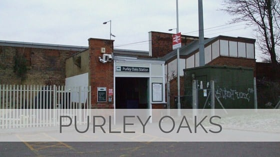 Learn To Say Purley Oaks?