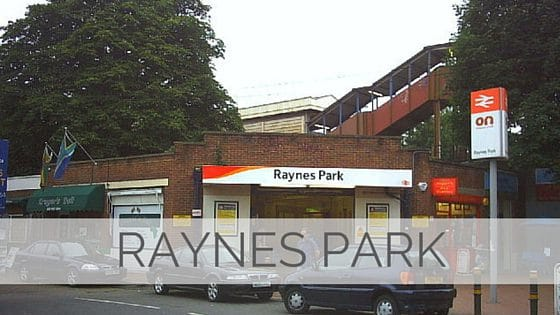 Learn To Say Raynes Park?