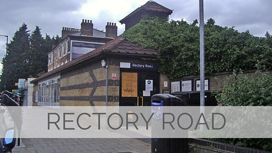 Learn To Say Rectory Road?