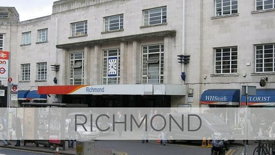 Learn To Say Richmond?