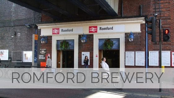 Learn To Say Romford Brewery?