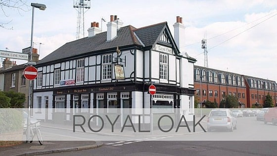 Learn To Say Royal Oak?