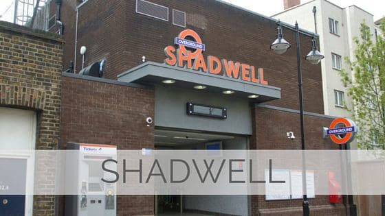 Learn To Say Shadwell?