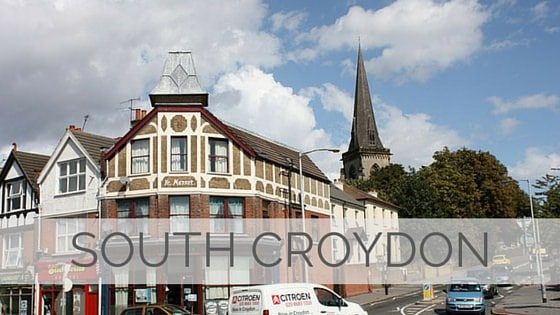 Learn To Say South Croydon?