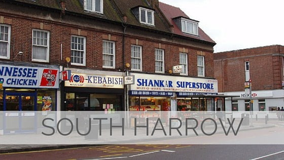 Learn To Say South Harrow?