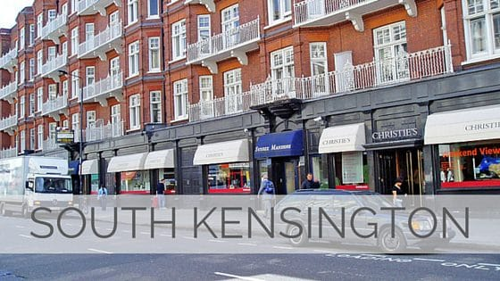 Learn To Say South Kensington?