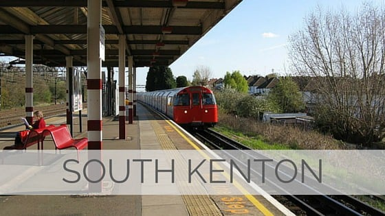 Learn To Say South Kenton?