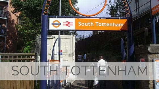 Learn To Say South Tottenham?