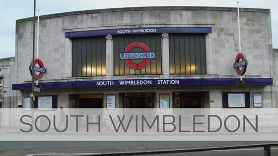 Learn To Say South Wimbledon?