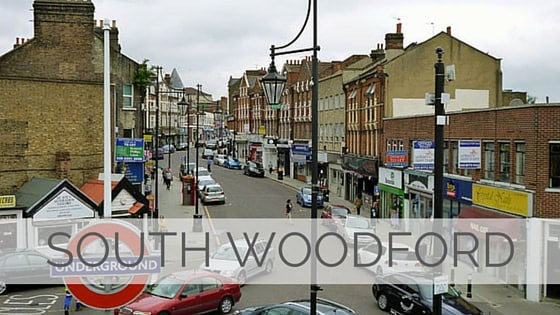 Learn To Say South Woodford?