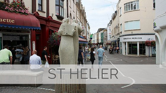 Learn To Say St Helier?
