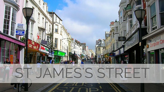 Learn To Say St James's Street?