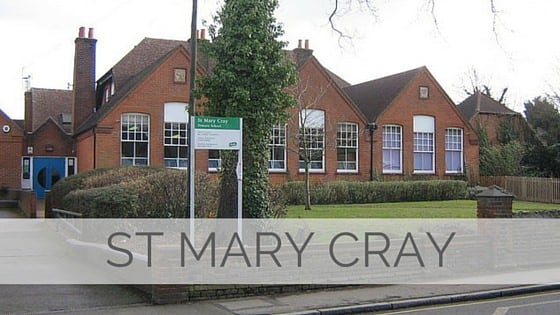 Learn To Say St Mary Cray?