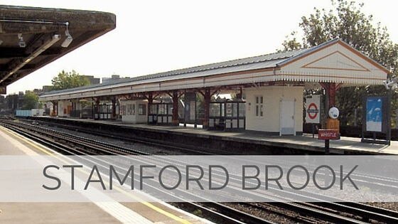 Learn To Say Stamford Brook?