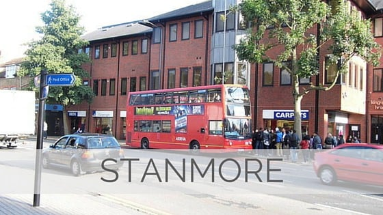 Learn To Say Stanmore?