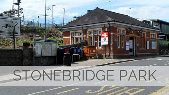 Learn To Say Stonebridge Park?