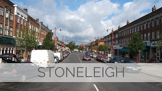 Learn To Say Stoneleigh?