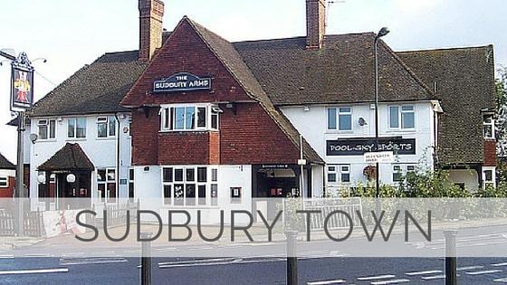 Learn To Say Sudbury Town?