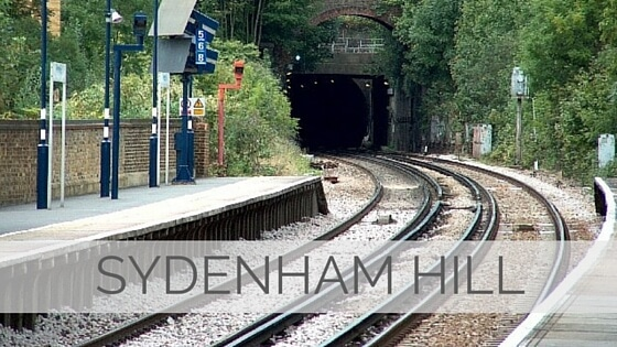 Learn To Say Sydenham Hill?