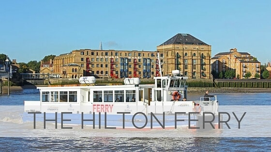 Learn To Say The Hilton Ferry?
