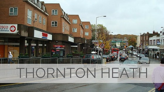 Learn To Say Thornton Heath?