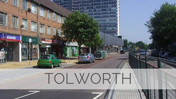 Learn To Say Tolworth?
