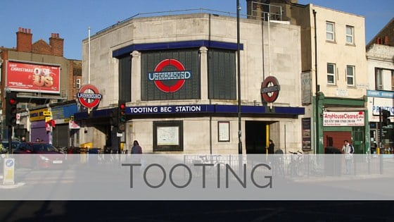Learn To Say Tooting?