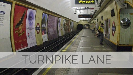 Learn To Say Turnpike Lane?
