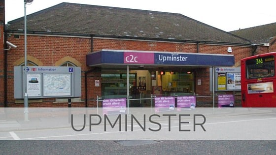 Learn To Say Upminster?
