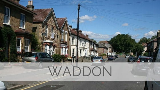Learn To Say Waddon?