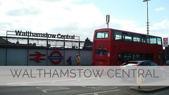 Learn To Say Walthamstow Central?