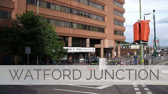 Learn To Say Watford Junction?