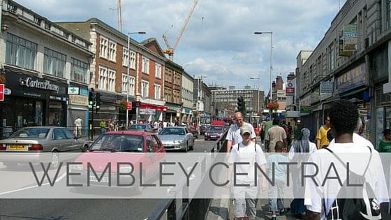 Learn To Say Wembley Central?