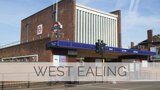 Learn To Say West Ealing?