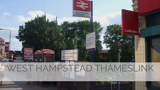 Learn To Say West Hampstead Thameslink?