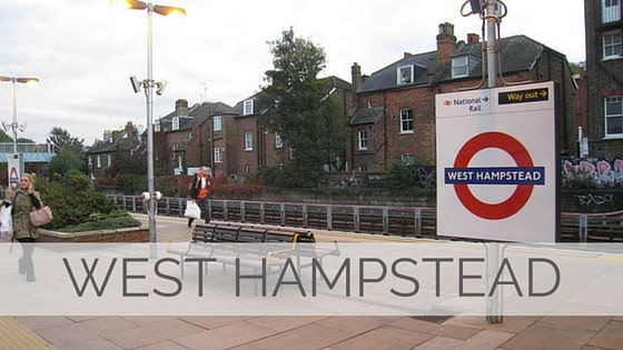 Learn To Say West Hampstead?