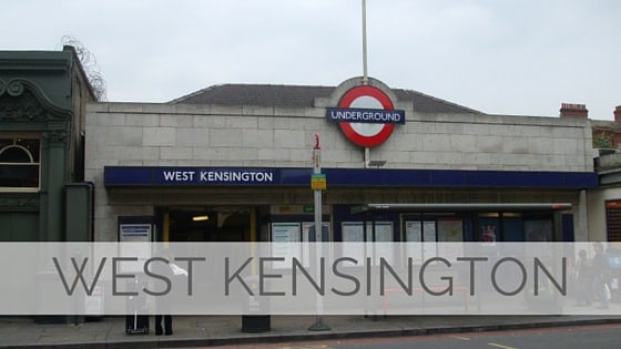 Learn To Say West Kensington?